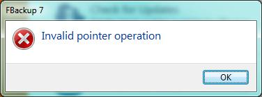 Invalid Pointer Error Message.jpg